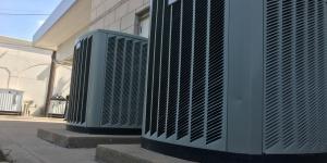 Commercial Heat Pump Units