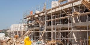 multifamily apartment building construction exterior